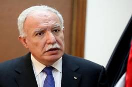 المالكي يؤكد أهمية تحرك المجموعة الرباعية لدفع جهود استئناف المفاوضات