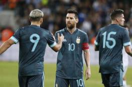 ميسي ينقذ الأرجنتين أمام أوروغواي