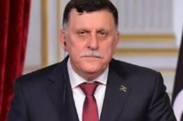 السراج: ليبيا ترفض أي تفاهمات لم يوافق عليها الفلسطينيون والسلام لن يتحقق طالما استمر الاحتلال