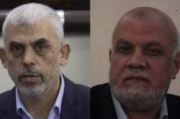انتخابات حماس: احتدام المنافسة بين السنوار وعوض الله على قيادة الحركة في غزة