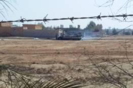 أنباء عن ضربة إسرائيلية على الحدود السورية العراقية