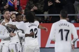 سولاري يدفع بقوته الهجومية الضاربة في مباراة ريال مدريد اليوم