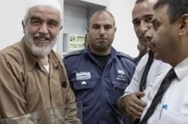 الاحتلال يعزل الشيخ رائد صلاح في ظروف قاسية بهدف الانتقام منه