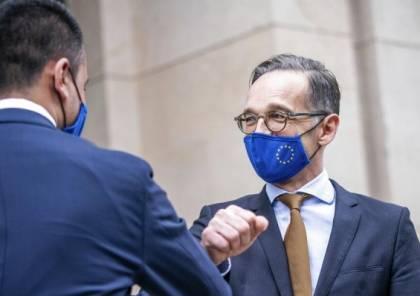 بحجة كورونا: إسرائيل تمنع وزير الخارجية الألماني من زيارة رام الله