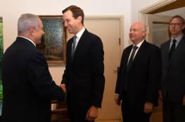 كوشنر ومسؤولون أمريكيين يزورون إسرائيل ودول الخليجية بداية سبتمبر