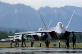 ترامب صادق على بيع طائرات الشبح من طراز F-22 إلى إسرائيل