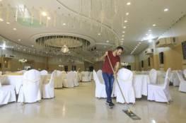 هيئة المطاعم بغزة: قرار بفتح صالات الأفراح وفق هذه الشروط