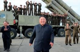 أول واقعة معلنة.. كوريا الشمالية تطلق صاروخين كروز وبايدن يعلق