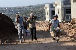 49 عاملا لقوا مصرعهم خلال عملهم في سوقي العمل الفلسطينية والإسرائيلية العام الماضي