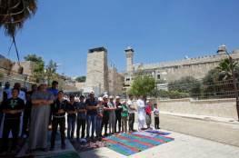 مفتي مصر يعلق على منع إسرائيل رفع الأذان في الحرم الإبراهيمي بالخليل