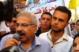 المصري: التيار الإصلاحي لا يوجد لديه أدنى نوع من الحريات في الضفة