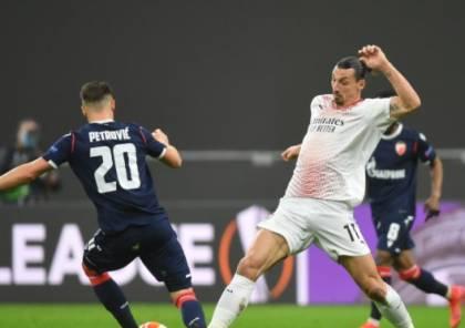 ميلان وروما واليونايتد يتأهلون  إلى دور الـ16 من الدوري الأوروبي (فيديو)