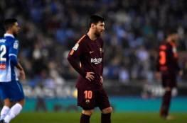 فيديو.. اسبانيول يوقف سلسلة فوز برشلونة هذا الموسم