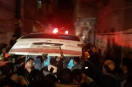 صور.. شهيد واصابات بينها خطيرة في انفجار عرضي بمدينة غزة