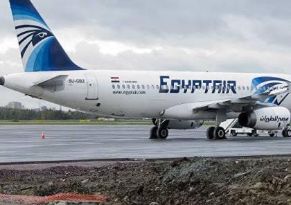 اتفاق على تسيير طائرة مصرية خاصة لنقل العالقين الفلسطينين بالجزائر