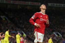 فيديو.. رونالدو يقود مانشستر يونايتد لانتصار مجنون على فياريال