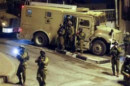 إصابات واعتقالات خلال اقتحام الاحتلال أحياء برام الله