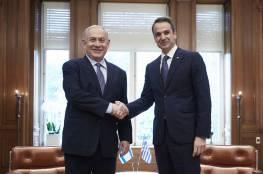 الكشف عن تفاصيل صفقة أمنية كبيرة بين إسرائيل واليونان..