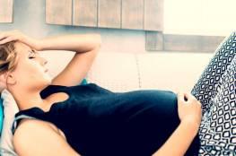 هل يسبب الحمل الكآبة لدى النساء؟