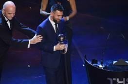 صورة.. رونالدو يرد على فوز ميسي بجائزة الأفضل