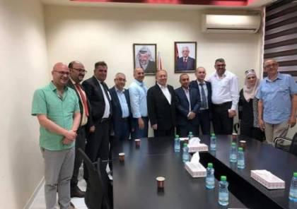 الاعلان عن تشكيل هيئة تأسيسية لقطاع الافراح والمناسبات في فلسطين