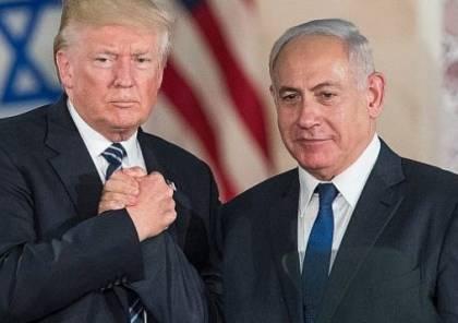 خلاف أميركي إسرائيلي بشأن إعلان الضم..