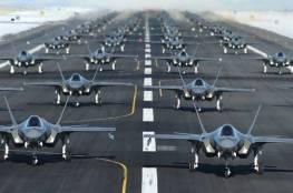 شاهد الفيديو: أمريكا تستعرض طائراتها وترسل الاف الجنود للشرق الاوسط