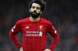 إحصائية صادمة لمحمد صلاح مع ليفربول هذا الموسم