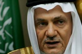 تركي الفيصل يكشف حقيقة تورط رئيس عربي في اقتحام سفارتي السعودية بالسودان وفرنسا