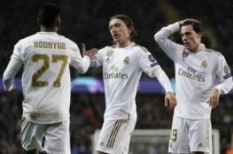 اسم جديد من ريال مدريد مرشح للرحيل في يناير