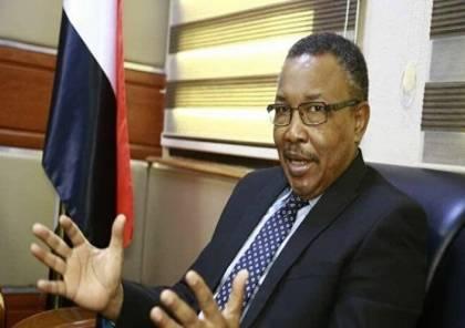 وزير الخارجية السوداني: علاقتنا القادمة مع إسرائيل ستكون جيدة