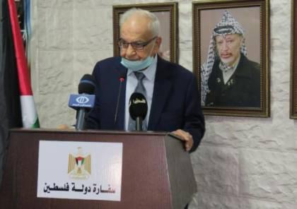 وفاة سفير فلسطين في سوريا
