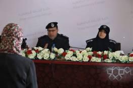 الداخلية بغزة تعلن انضمام 50 فتاة في صفوفها
