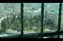 اصابة 80 طالبا في انفجار التدفئة المركزية بجامعة الخليل