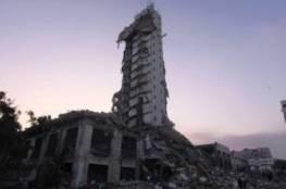 """""""الأشغال العامة"""" تُوقّع عقد مشروع إعادة تأهيل المجمع الإيطالي بغزة"""