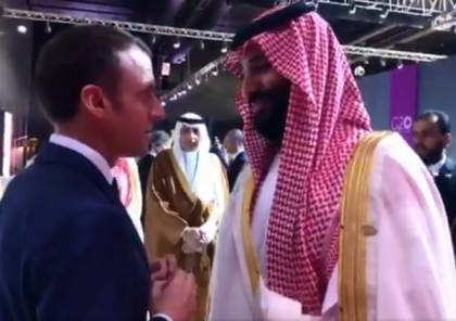 شاهد بالفيديو.. ماكرون في حوار مثير للجدل مع بن سلمان: أنت لا تنصت إلي!