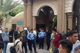 """إصابة طالبين واعتقال 11 آخرين خلال اعتداء """"حماس"""" على طلبة جامعة الأزهر"""