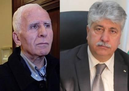اصابة عضوي اللجنة التنفيذية لمنظمة التحرير الاحمد ومجدلاني بفيروس كورونا