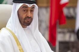 محمد بن زايد يعلق على إصابة ماكرون بكورونا