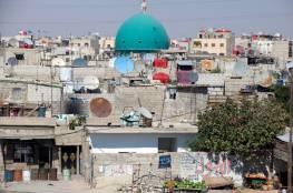 دمشق: وفد من النضال الشعبي يبحث مع فصائل المنظمة في مخيم جرمانا آخر المستجدات السياسية والأوضاع في المخيم