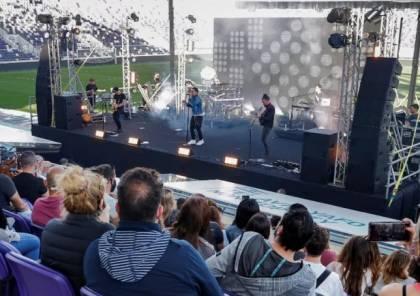 إقامة أول حفل موسيقي في اسرائيل منذ بدء جائحة كورونا