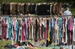 السماح بإدخال الملابس المستعملة  (البالة) لغزة