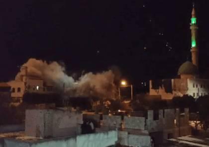 حماس تعلق على تفجير الاحتلال لمنزل الأسير محمد كبها