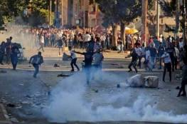 المؤسسات الحقوقية تتقدم ببلاغ للنائب العام للتحقيق في قمع تظاهرات رام الله