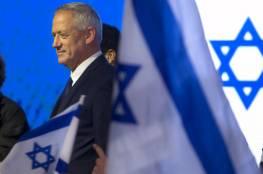 غانتس وساعر: لا انجازات لاسرائيل في وقف النار ونتنياهو يريد تكريس فصل غزة عن الضفة