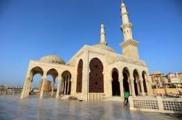 """""""الأوقاف"""" بغزة ستتخذ قرارها حول المساجد خلال الأسبوع الجاري"""
