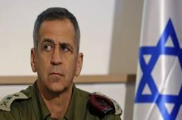 كوخافي يأمر الجيش بالاستعداد لأي سيناريو بعد انتهاء القصف على غزة