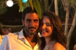 صور: زفاف يهودي وعربية مسلمة من نجوم المجتمع في إسرائيل يثير مشاعر متباينة