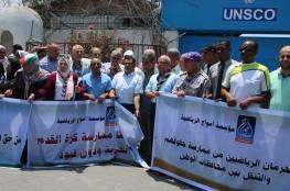 رياضيو غزة يطالبون الفيفا بالتدخل لمنع معاناة الفلسطينيين