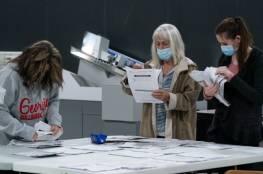 نتائج الانتخابات الامريكية 2020: ولاية جورجيا تعيد فرز بطاقات الاقتراع يدويا